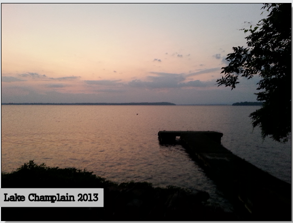 Melvin smitson lake champlain bass fishing report july 2013 for Lake champlain fishing report
