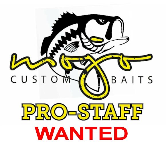 Melvin smitson fishing pro staff wanted at mojo custom for Fishing pro staff