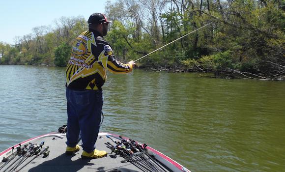 Melvin smitson chesapeake bay bass fishing report 5 2 15 for Fishing report chesapeake bay