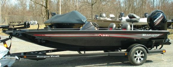 Aluminum Fishing Boats For Sale >> Melvin Smitson Ranger Aluminum Fishing Boats For Sale