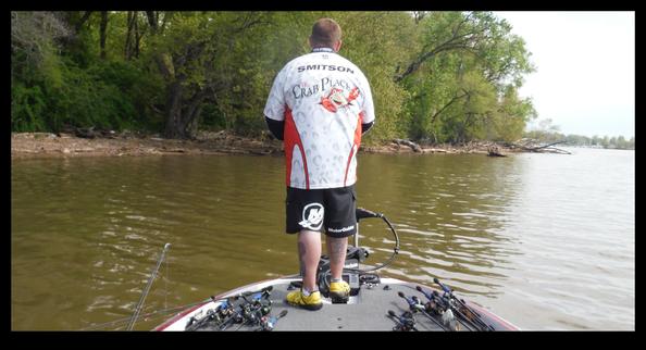 Melvin smitson chesapeake bay bass fishing report may for Chesapeake bay fishing report
